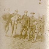 Belgische militairen - 1915-1918