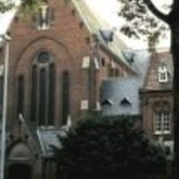 Capucienenlaan - kerk - klooster - Aalst - 1979