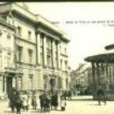 Postkaart Grote Markt - Aalst