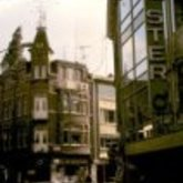 Molenstraat - hoekhuis - winkel - Aalst - 1977