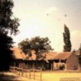 Beekstraat - hoeve - veldweg - voetweg - Aalst - 1976
