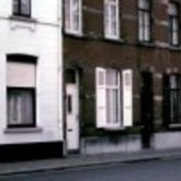 Meuleschettestraat - rijwoningen - Aalst - 1980