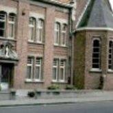 Spaarzaamheidstraat - school - kapel - Aalst - 1980