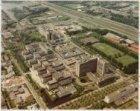 Luchtfoto van Buitenveldert en omgeving gezien in noordwestelijke richting