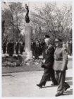 Herdenking gevallenen 1940-1950