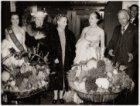 Fruit-tentoonstelling Amato in de Centrale Markthallen, geopend door minister va…
