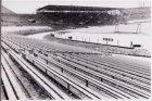 Wintergezicht op het speelveld van het Olympisch Stadion, Stadionplein 20