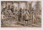 Mannen-Gewaad. 17e eeuws mannengewaad