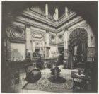 Interieur van het woonhuis van mevrouw A. Teixeira de Mattos-Mendes, Sarphatistr…