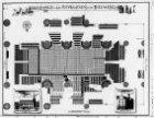 Afbeeldinge van de Sitplaatsen in de Nieuwe-Kerk