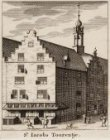 St. Iacobs Toorentje. Voor de Alteratie van 1578 was dit de Sint-Jacobskapel. He