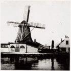 Noordhollandskanaal gezien naar de krijtmolen d'Admiraal, Kanaaldijk 21
