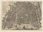Amsterdam met zyn nieuwe uytleggingh en vergroting in t'Iaer 1656