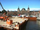 Stationsplein 5-33 met exterieur van het Centraal Station