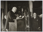 Dr. Willem de Vlugt (19-12-1872 / 10-02-1945), Burgemeester van Amsterdam