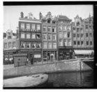Prinsengracht 128, 126, 124 enz. (v.l.n.r.)
