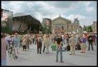 Museumplein met de Uitmarkt 2005