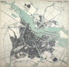 Kaart van Amsterdam 1:10000