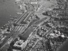 Luchtfoto Open Havenfront, Stationsplein,  Prins Hendrikkade, De Ruijterkade, Oo…