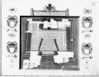 Caarte van de Sitplaatsen inde St. Olofs of Oude Zyds Kapel