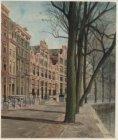 Herengracht 178-168. Gezien vanaf de Raadhuisstraat in noordelijke richting. Tec…