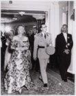 Bezoek koning Boudewijn van Belgie, bezoek aan de Stadsschouwburg