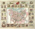 Amsterdam Geïllustreerd (recto); Geillustreerd Plan   van   Amsterdam. (verso)