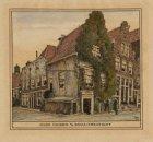 Oude Huizen aan de Brouwersgracht