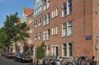 Barentszstraat  40-94 (v.r.n.l.), gezien vanaf de Van Neckstraat