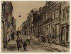 Binnen Dommerstraat van Vinkenstraat naar Haarlemmerdijk met op de achtergrond d…