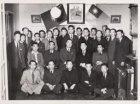 Groepsportret van Chinezen
