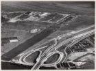 Luchtfoto van de Nieuwe Utrechtseweg (voorheen de Rijksweg A2) gezien in zuidwes…