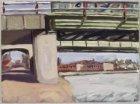 Spoorbrug Omval II