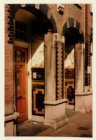 Portieken met decoratieve tegeltableaus, 's-Gravesandeplein 11-13