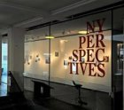 Interieur Stadsarchief Amsterdam tijdens tentoonstelling 'NY Perspectives - New 