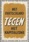 Met Duitschland tegen het kapitalisme