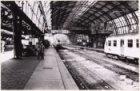 Vierde en vijfde perron aan de oostzijde van het Centraal Station (sporen 11, 12…