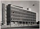 """Wibautstraat 125. Eerste Christelijke technische school """"Patrimonium"""" in aanbouw"""