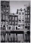 Prinsengracht 439-447. Gezien vanaf de overzijde