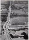 Luchtfoto van de Amstelveenseweg en omgeving gezien in zuidelijke richting naar …
