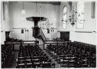 Zunderdorp. Interieur Nederlands Hervormde Kerk