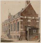 Het Korenmetershuisje, Nieuwezijds Kolk 28