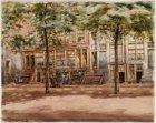 Theater Carré, Amstel 115-125. Repetitie van de opera Reconstructie. Techniek: r…