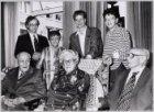 Drie honderdjarigen in bejaardencentrum De Open Hof, Fahrenheitstraat 115