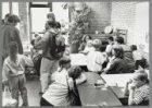 Begin van het nieuwe schooljaar bij de Vierde Montessorischool De Pinksterbloem,…