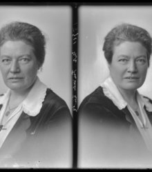 Mr. Cornelia Frida barones Mackay-Katz (...