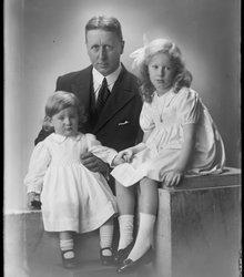 Henri Louis van Eeghen, Olga Constance v...