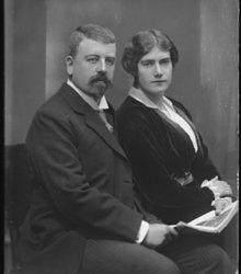 Frederik van Laar, Klara Louise Dalberg,...