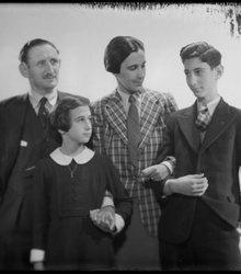 Henri René Kahn, Dora Kahn-Weijl, Robert...