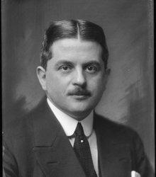 Gerrit Hendrik Marez Oijens (1881-1961)